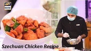 Szechuan Chicken Recipe  Nida Yasir  Good Morning Pakistan