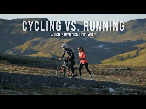 Cycling vs. Running | Which is Beneficial For You?