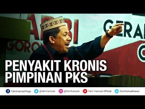 Fahri Bongkar Penyakit Kronis Pimpinan PKS