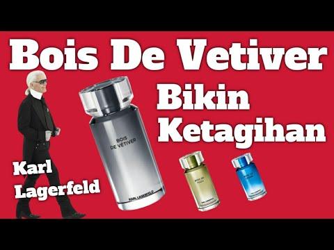 Karl Lagerfeld Bois De Vetiver: Bikin Ketagihan | Parfum Review Indonesia