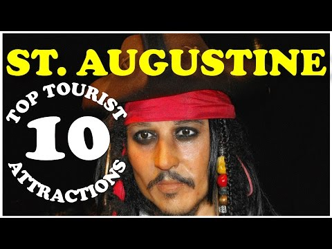 Visit St. Augustine, Florida, U.S.A.: Things to do in St. Augustine - The Ancient City