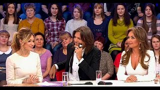 Инна Маликова - (Сегодня вечером, Первый канал)