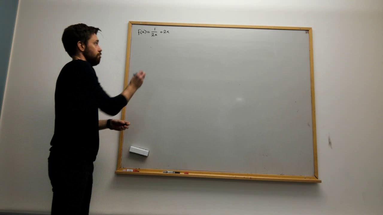 Matematik 3: [Mot högsta betyg] UNDERSÖK POTENSFUNKTIONER MED DERIVATA OCH SKISSA GRAFEN