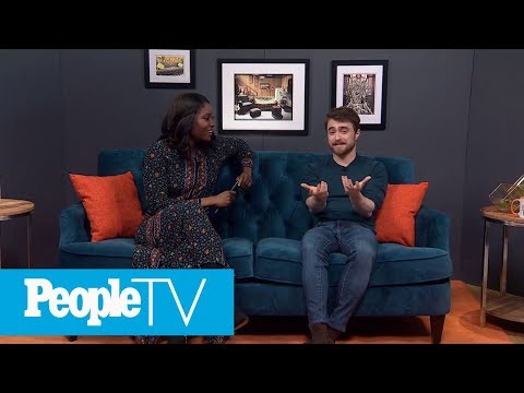Daniel Radcliffe Met The Love Of His Life While Shooting 'Kill Your Darlings' | PeopleTV