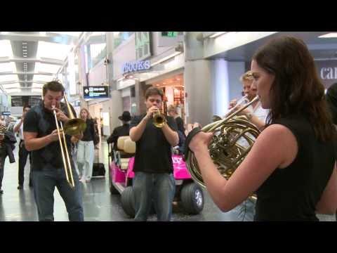 Random Act of Culture - Miami International Airport