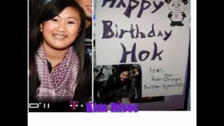 Happy Belated Birthday Hok!