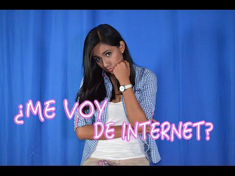 ¿ME VOY DE INTERNET?   Alice Herrera