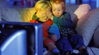 Устами ребёнка)) Чему учит ТВ. Дети и телевизор