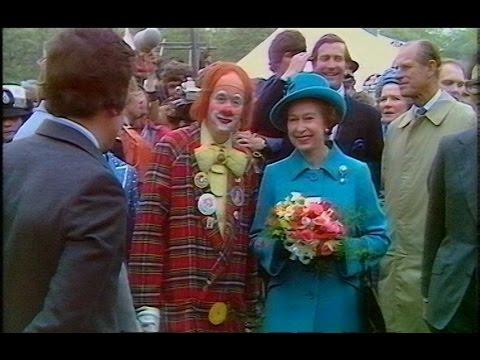 Queen Elizabeth - Children's greatest party - 1979