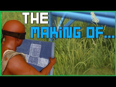 The Making Of - HEMP TRAP BASE - Rust