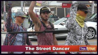 Street Performer Antonio Nunez