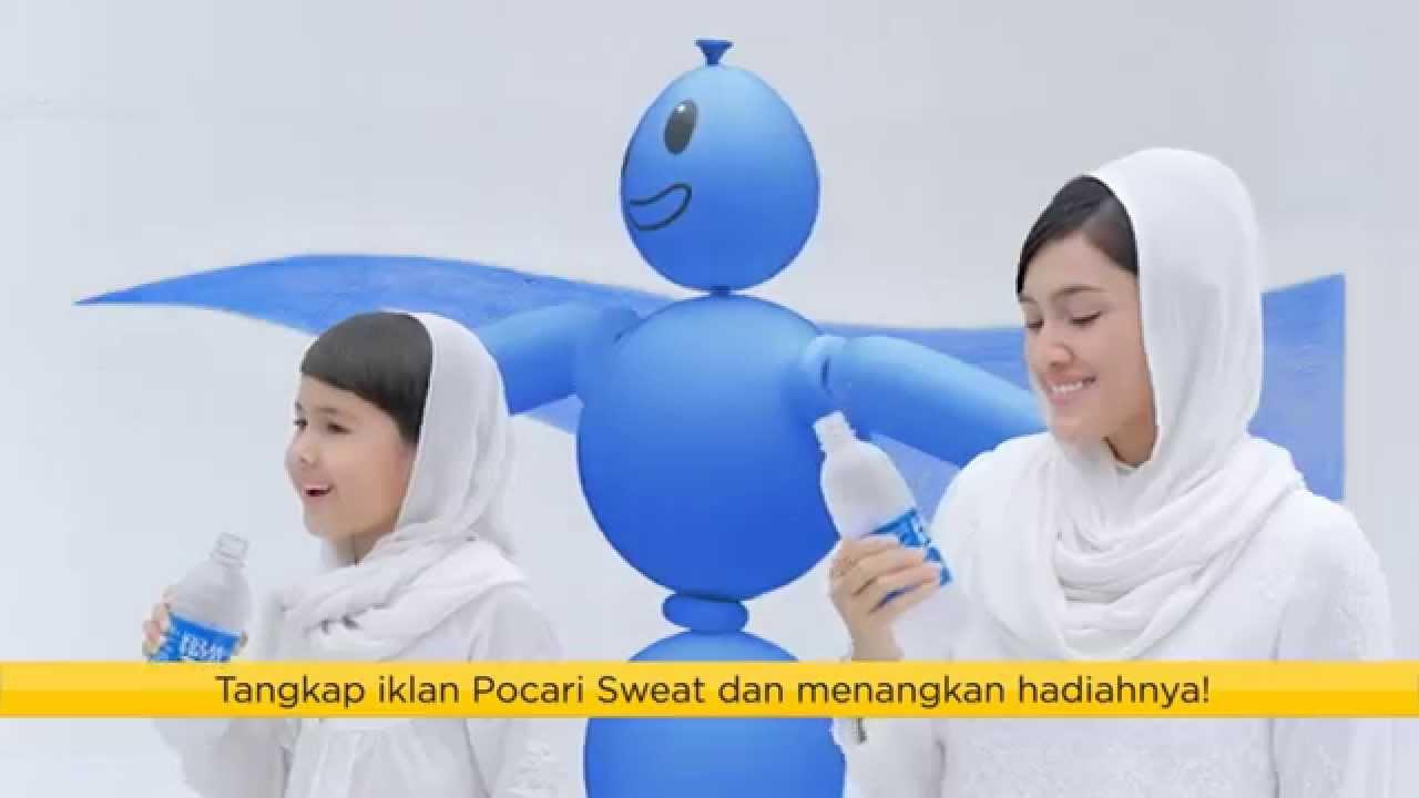 Iklan Pocari Sweat Ramadhan