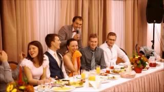 Трезвая, безалкогольная свадьба, Ведущий Илья Коктыш