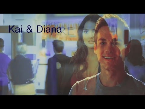 Kai Parker / Diana Malia - Chris wood x Shelley Hennig