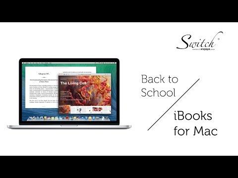 iBooks for Mac - YouTube