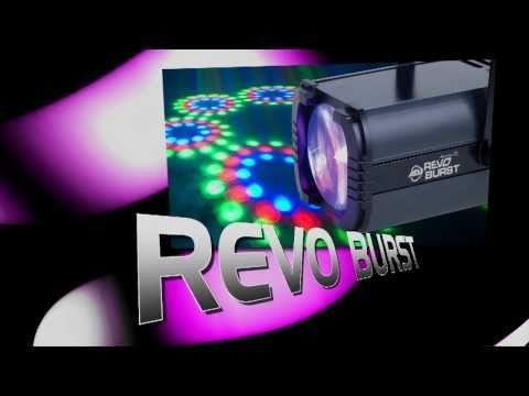 American DJ Revo Burst