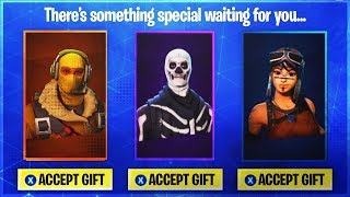 *NEW* FORTNITE GIFTING SYSTEM RELEASE DATE SOON? (Fortnite Gifting Skins Update)