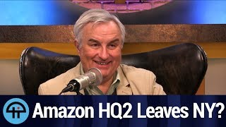 Amazon Might Back Out of NY HQ2