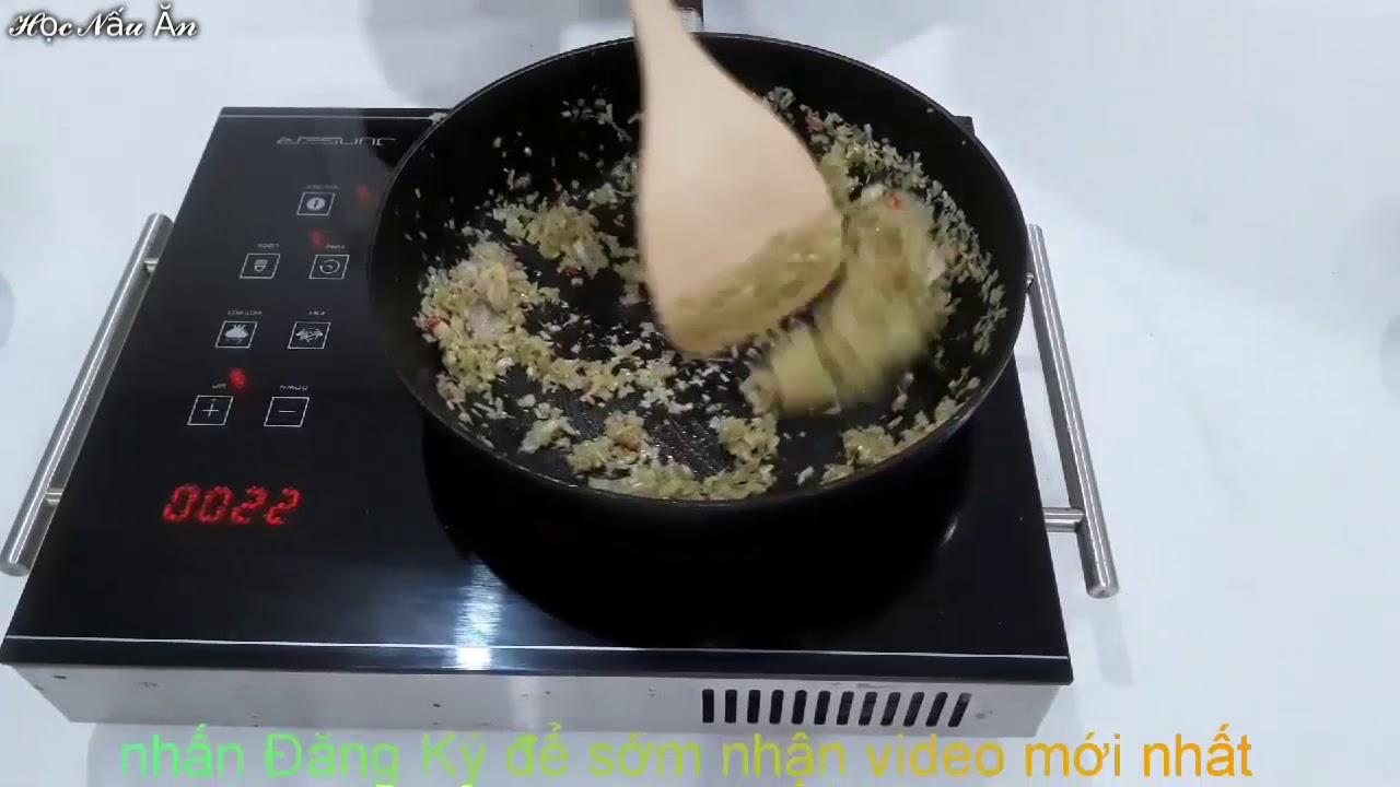 Cách làm món ốc xào sả ớt ngon tuyệt ngày cuối tuần