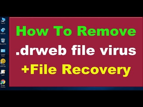 Remove .drweb File Virus (STOP Ransomware) – (+File Recovery)