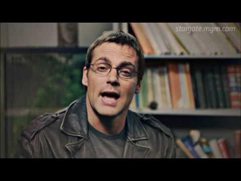 Stargate Universe - Dr. Jackson on the Ancients