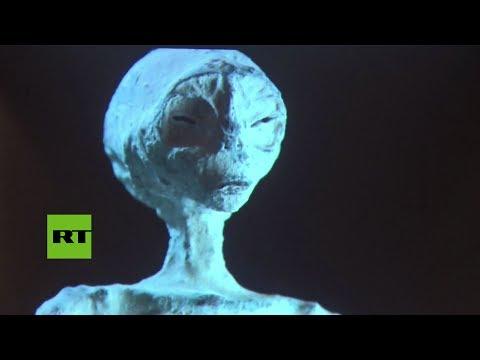 Presentan 'pruebas' de vida alienígena en la Tierra