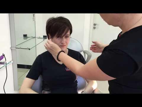 Стрижка Каскад на средние волосы женские средние