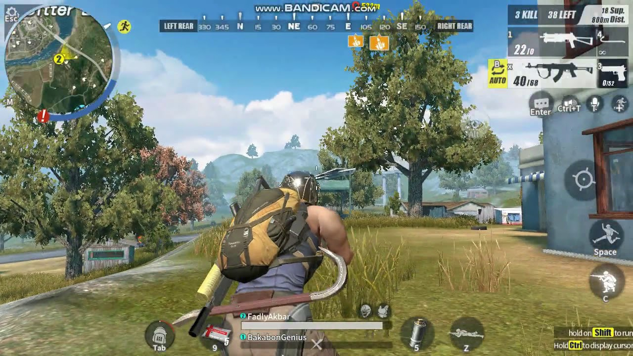 how to change server in rules of survival