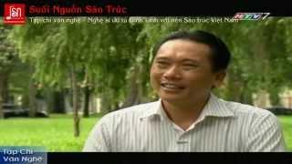 [Phóng sự] - NSƯT Đinh Linh với nền Âm nhạc dân tộc - HTV7
