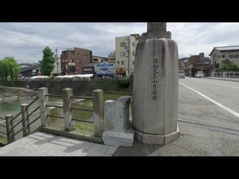 JAPAN TAKAYAMA - MORNING WALK AND BREAKFAST - Real Life Nippon