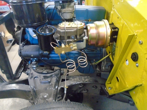 1956 Chevy Bel Air Restoration Update, Re Assembly Lastchanceautorestore Com