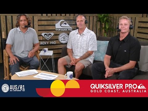 Post Show: Day 3 of the Quiksilver/Roxy Pro Gold Coast 2017 Recap