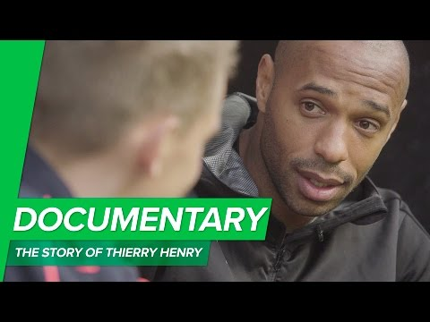 Thierry Henry: This is my story - Joltter meets the Arsenal legend