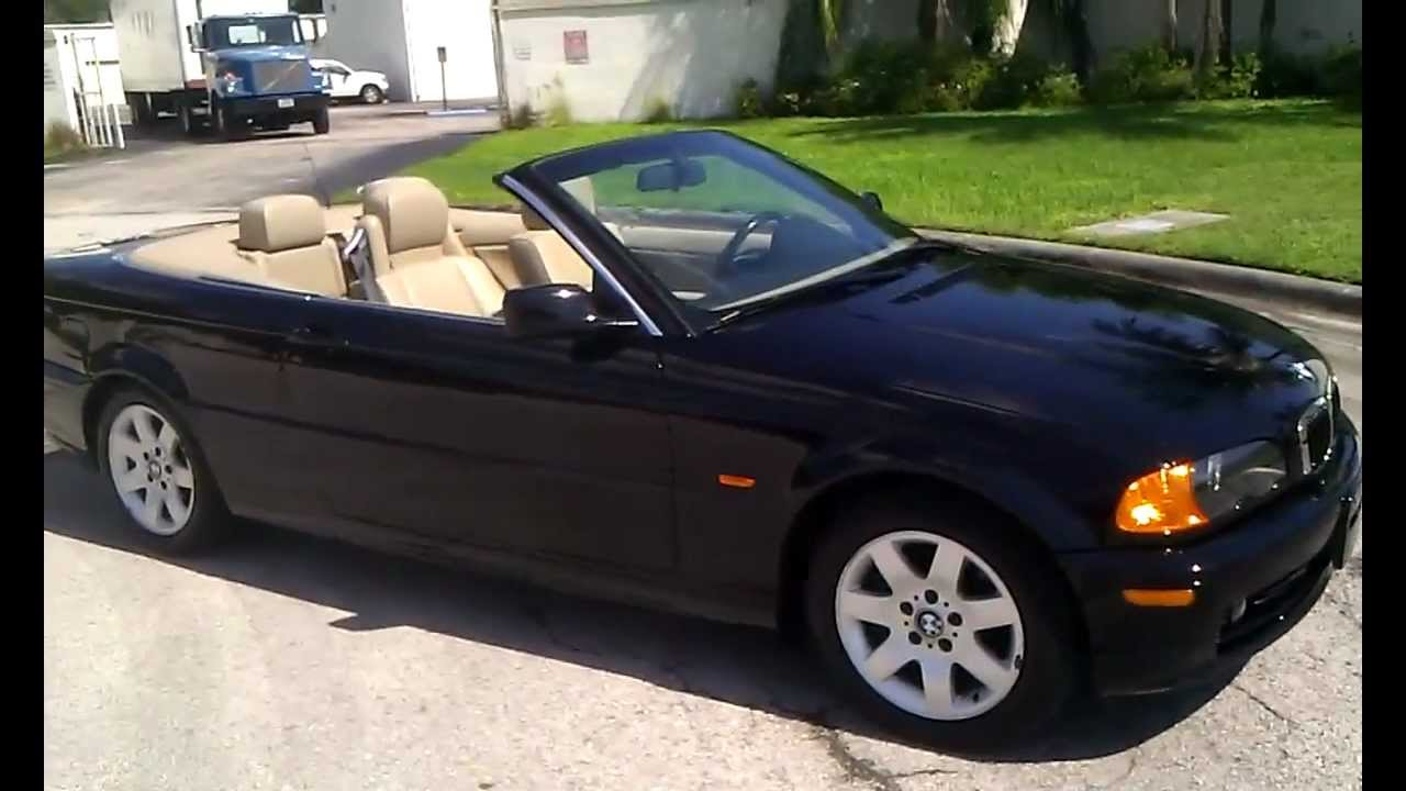 for sale 2001 bmw 325ci convertible www southeastcarsal doovi. Black Bedroom Furniture Sets. Home Design Ideas