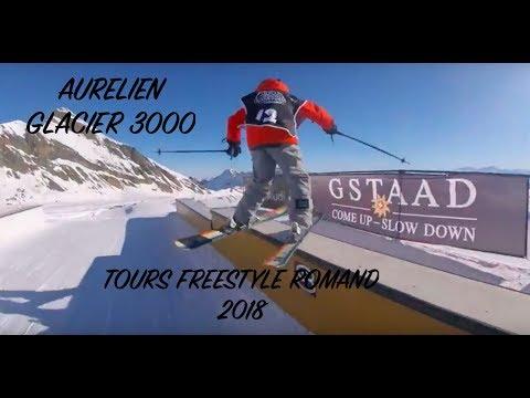 AURELIEN WINNER Glacier 3000 SUISSE