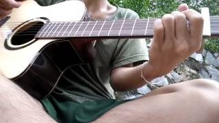 Phố thị - Cover guitar by Domen