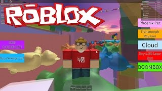 SO MUCH CANDY!!! Roblox Candy World Obby