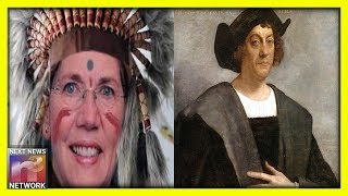 Here is How Elizabeth Warren Celebrated Columbus Day and it's HILARIOUS
