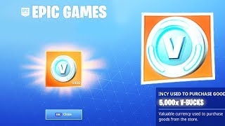 Fortnite just did this..