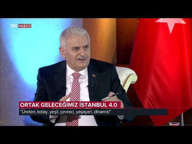 TRT Haber Özel Röportaj - 15.03.2019 - İstanbulun Seçimi