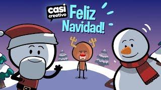 Mix de Villancicos Feliz Navidad | Casi Creativo