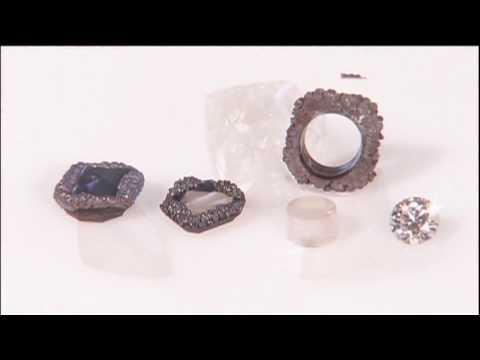 Искусственные алмазы как это сделано How This Is Done