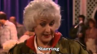 The Golden Girls Season 7 Theme Song