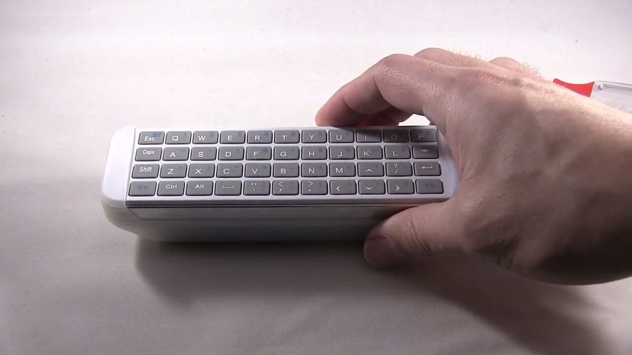 Mini Bluetooth Keyboard sleeve for Amazon Fire TV Stick Remote - pairing  and setup - Greatever