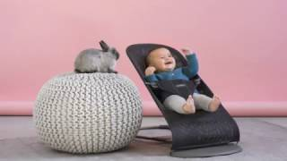 Video: BabyBjörn Bliss lamamistool