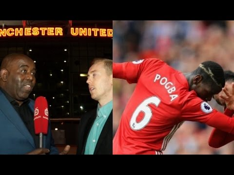 Man Utd vs Arsenal | Are United Fans Happy With Pogba & Mourinho?