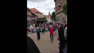 Flash Mob i Randers
