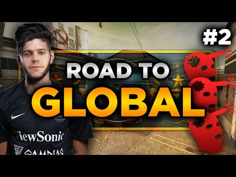The Road To Global Pt. 2 - One Tapping Like ScreaM