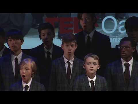 Find Your Voice | Pacific Boychoir Academy [PBA] | TEDxOakland