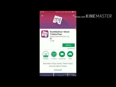 BookMyShow How To Book Movies Ticket Online